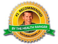 Recommended by the Health Ranger